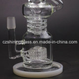 Pop Rokende Pijp czs-28 van het Glas van de Waterpijp van de Prijs van de Fabrikant