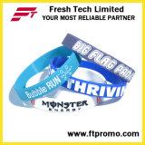 Wristband promozionale del silicone del regalo dell'OEM del professionista