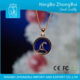 Serie Pendant 5 di natale dei monili del Lazuli di Lapis dell'argento sterlina del regalo 925 di natale