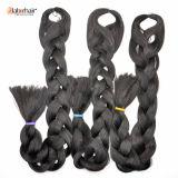 Flechten-synthetische Haar-Extensions-auf lagerlot-Waren 2016 der Faser-fantastische Haar-Flechten-100% Kanekalon riesige erhältliches Lbh 014