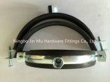33 mm - струбцины трубы 36 mm гальванизированные диаметром резиновый FCC/SGS размера 1 дюйма
