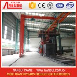 Semi Single Girder Gantry Crane per Workshop