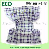 Couches-culottes remplaçables estampées de bébé de Backsheet à Philipin