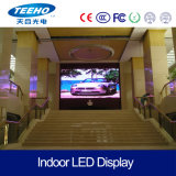 Venta caliente P3 1/16s RGB de interior que hace publicidad de la visualización de LED