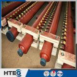 La pression partie l'en-tête de distribution de chaudière pour la chaudière à vapeur