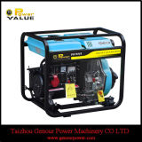 중요한 Start 3kw Single Phase 178f Kde3500e Open Type Diesel Generator