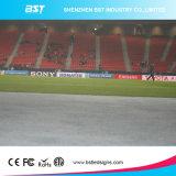 Hohe Bildschirm-Bekanntmachenfahne der Helligkeits-P12 SMD farbenreiche im Freien des Umkreis-LED