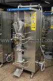 Sachet en plastique formant la machine liquide de cachetage de remplissage avec le réservoir remplissant