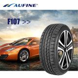 Pneumático radial do carro dos tamanho reais do tipo de China Aufine com ECE