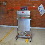 Macchina semiautomatica di sigillamento di trascinamento del granulo asciutto della polvere