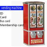Tarjeta de autobús caliente venta de la máquina expendedora en Pequeño Publie