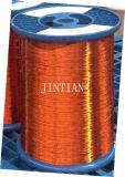 Fio de cobre esmaltado da série do poliéster