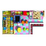 Campo da giuoco dell'interno di nuovo di disegno grande di Commarcial tema della caramella