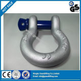 Nous Type Electric Galv Drop Forged G209 Anchor Shackle