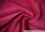 가정 직물 능직물 패턴 2색조 양이온에 의하여 솔질되는 소파 직물