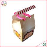 Rectángulo de torta lindo de la categoría alimenticia