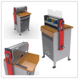 전기 무겁 의무 Punch Machine와 Double Wire Binding Machine (SUPER450&DCA-520)