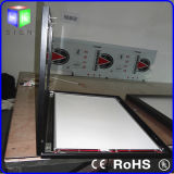 LED Display Board를 가진 Aluminum Alloy Light Box 광고