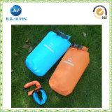 A natação ostenta do tambor impermeável da trouxa do PVC 15L os sacos secos (JP-WB006)