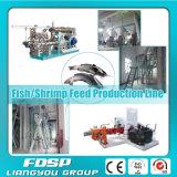Planta de flutuação da alimentação dos peixes com o GV do ISO do CE Certificated