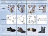 Xs0002倍の糸のInseam産業靴の唯一のステッチ機械