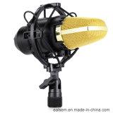 Ealsem Es-6sk 3.5 Plug No Necesita 48V ordenador para micrófono de estudio