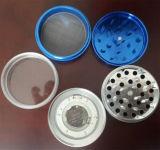 Alluminio Ultra-Strutturato quattro rivelatori di fumo di strato con indicatore luminoso