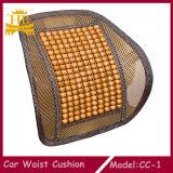 Woodbead und Ineinander greifen-Auto-Gegenständer-Taillen-Kissen