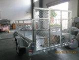 China galvaniseerde de Aanhangwagen van de Doos van de Schuine stand voor Verkoop