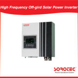 inversor puro de la eficacia alta de la apagado-Red de la onda de seno de 24VDC 48VDC