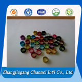 1050 de kleur Geanodiseerde Pijp van het Aluminium van de Ring van de Duif