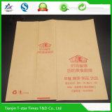 Emporter les sacs en papier de Papier d'emballage de catégorie comestible