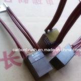 Поставляя щетка углерода в форме графита металла для мотора MG70