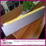 Wärme feuerfeste StahlRockwool Zwischenlage-Panel-Metallfelsen-Wolle-Zwischenlage-Isolierpanels auf Verkauf