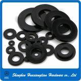 PA66 Black White Nylon Plastic Flat WasherかGasket