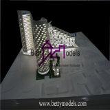 호텔 건물 축소 모형 제작자, 집 모형 만들기 (BM-0010)