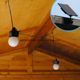 Luz de interior solar del funcionamiento de Hight con el panel laminado 5V 120mA 0.6W