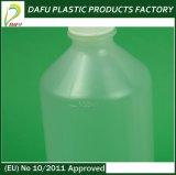 Recipientes de HDPE de 500 ml para garrafa de plástico de medicina líquida