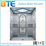 Kc-guter Dekoration-Passagier-Aufzug ohne Maschinen-Raum
