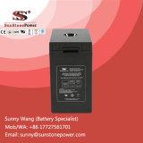 2V 600ahは鉛太陽記憶システムのための酸AGM電池を密封した