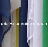 Großhandelsflanell bildete Hemd Chiffon- Gewebe für Kleid/Kleid/Bluse/Vorhang/Schal