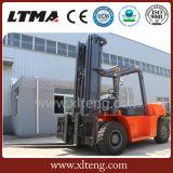 5 toneladas Forklift Diesel de 6 toneladas com motor de Isuzu