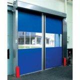 Puerta Anti-Polvorienta automática del balanceo de la tela del PVC de la velocidad para la ducha de aire