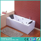 Beste Sale Economical Whirlpool Massage Bathtub voor Adult (pneumatische controle tlp-658)