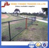 Загородка звена цепи дороги PVC нового дешевого цены Yb-17 2016 покрытая