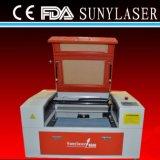 50W de Machine van de Gravure van Laser mini-6040 met FDA van Ce