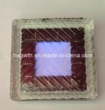 Solar-LED Ziegelstein-Licht des bunten Eis-