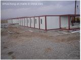 Gemakkelijk om de Prefab Uiterst kleine Huizen van de Container Vervoer