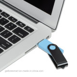 Beweglicher Plastic Swivel USB Memory Stick für Promotion Gift