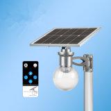 Integrierte Solar-LED-Lampe für Garten, Straße und Pfad